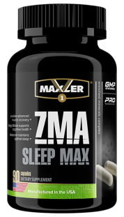 Maxler ZMA Sleep Max ( 90 caps )